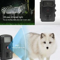 Hunting Camera Infrared HD Wide Angle Waterproof Motion Detection Camera