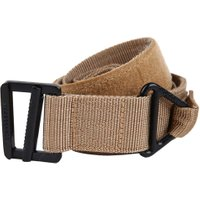 New Outdoor Adjustable High Quality Nylon Survival Tactical Belt Emergency Rescue Rigger Belt Hunting Outdoor Tools Black M-XL