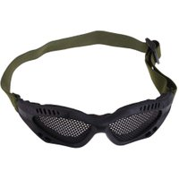 Outdoor Sports Hunting Skiing Snowboard Metal Mesh Glasses Airsoft Net Tactical Shock Resistance Eyes Protecting Ski Goggles