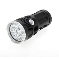 SKYRAY T6 LED 20000LM Waterproof Led flashlight Camp Hunting Torch 8 x  XM-L T6 LED Torch 4x18650 Flashlight